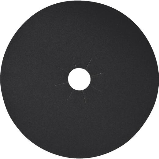 Virginia Abrasives 16 In. x 2 In. 60 Grit Floor Sanding Disc
