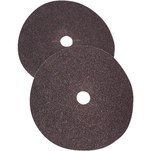 Virginia Abrasives 7 In. x 5/16 In. 20 Grit Floor Sanding Disc