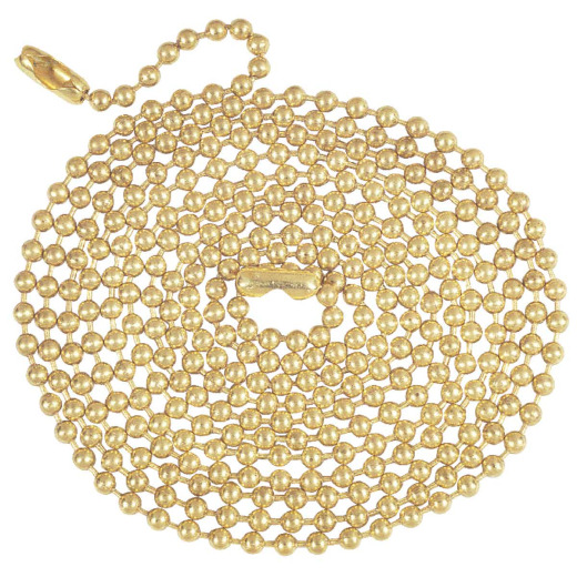 Westinghouse 5 Ft. Brass Pull Chain