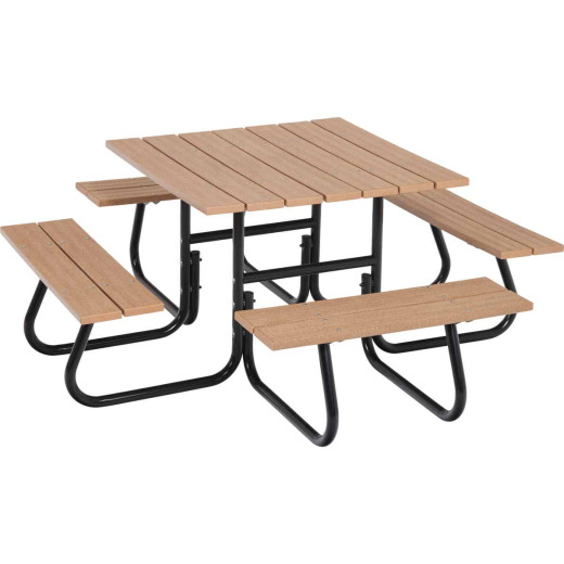 Jack Post 4-Sided Picnic Table Kit - Frame Only