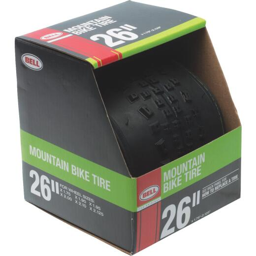 Bell 26 In. Traction Mountain Bicycle Tire